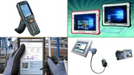 Bildcollage zu Produkten aus dem Bereich Bedienen und Beobachten