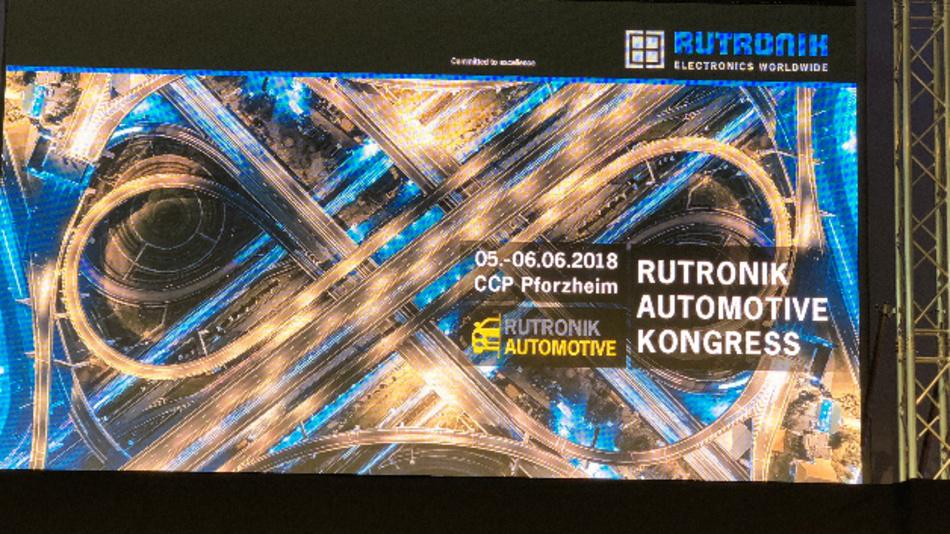 Der erste Rutronik-Auto-Kongress zog fast 200 Teilnehmer an.
