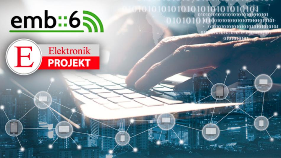 Elektronik-Projekt: Open-Source-Protokollstapel für 6LoWPAN