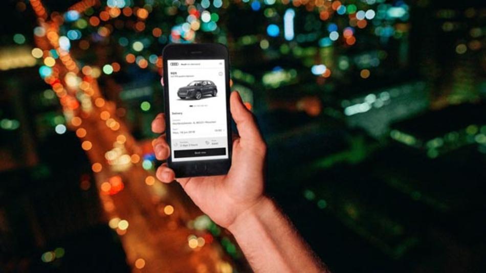 Audi on demand ist mit einem neuen Standort in Tokio jetzt auch in Japan verfügbar.