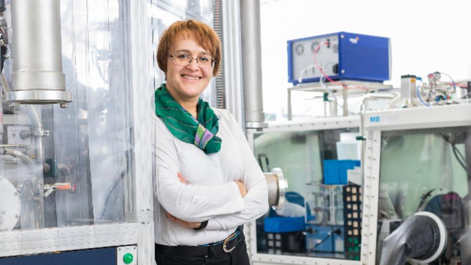 Prof. Dina Fattakhova-Rohlfing, Institut für Energie- und Klimaforschung, Werkstoffsynthese und Herstellungsverfahren (IEK-1)