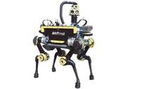 Thermografie Wärmebilder leiten autonomen Roboter'Anymal'