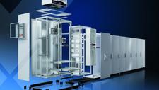 Großschranksystem VX25 Einfach schneller