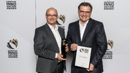 Steinel German Innovation Award in Gold für den Bewegungsmelder iHF 3D
