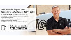 Bauknecht Festpreisreparatur