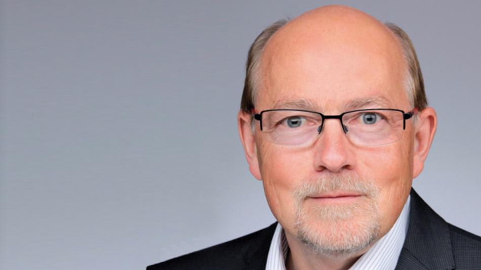Michael Volz, Unternehmensberater und Senior Advisor für HMS Industrial Networks