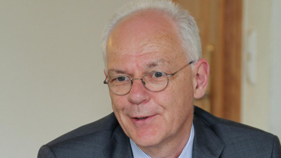 Klaus-Dieter Walter, Geschäftsführer von SSV Software Systems