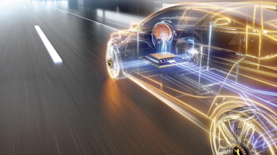 Für die Übernahme menschlicher Aufgaben spielt KI eine große Rolle. Fahrzeuge werden in der Lage sein, auch komplexe und nicht vorhersehbare Verkehrssituationen zu interpretieren.