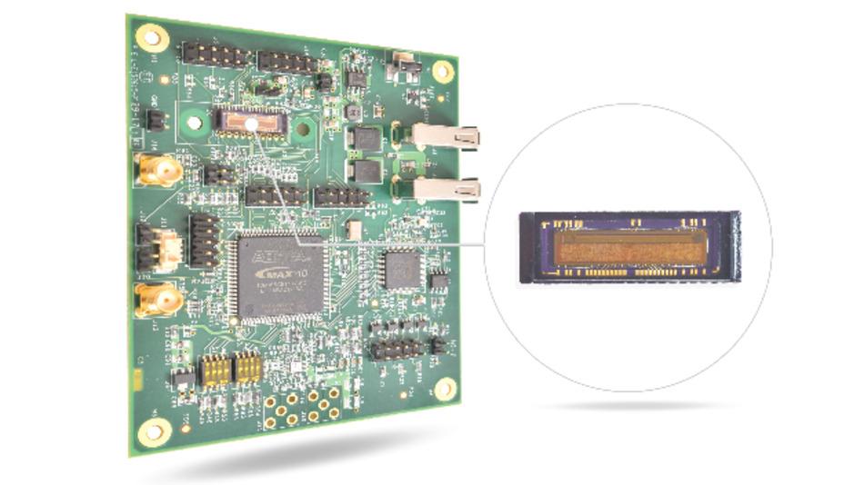 NSI3000: CMOS-Bildsensor mit On-Bord-Test und Cloud-Anbindung.