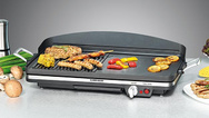 Rommelsbacher Tischgrill BBQ 2002 Gourmet