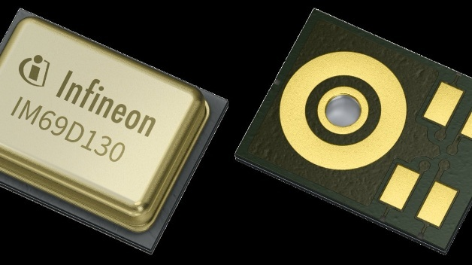 Das XENSIV-MEMS-Mikrofon IM69D130 läutet eine neue Leistungsklasse für digitale Premium-MEMS-Mikrofone ein, die die bisherigen Beschränkungen in der Audio-Signalkette überwinden soll.