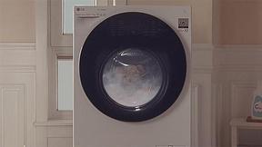 LG Steam Waschmaschine