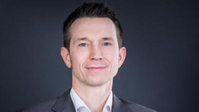 Porträtfoto: Norbert Betzl, Director Product Management Solar Modules, Solarwatt.