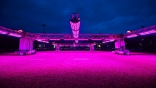 LED-Technik von Osram Rasenregeneration über Nacht