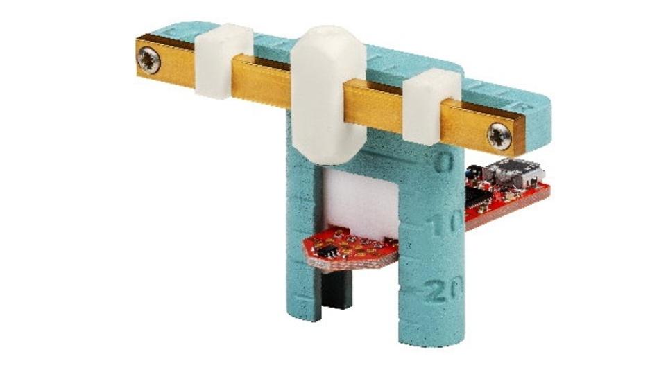 3D-Sensor-2GO-Kit für Linear-Bewegungen