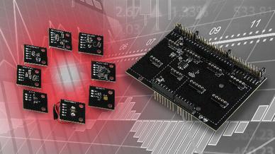 Arduino-Erweiterungs Sensor Evaluation Board SensorShield-EVK-003
