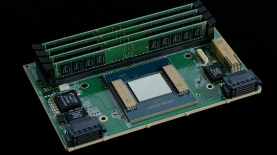 Eine CPU von MIPS, die jetzt bei Wave Computing gelandet ist.