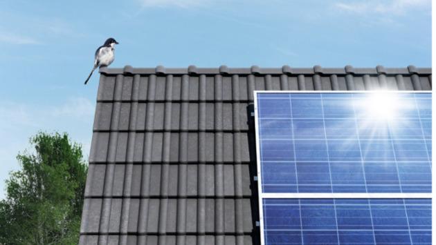 Smarte Solartechnik Wetterabhängig waschen