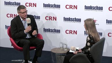 funkschau-Interview mit Otto Schell (DSAG) auf der Cebit 2018
