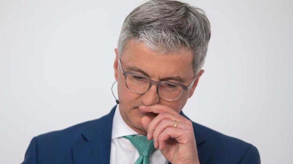 Die Sorgenfalten dürften bei Rupert Stadler, Audi-Chef, nach seiner vorläufigen Festnahme noch etwas tiefer werden.