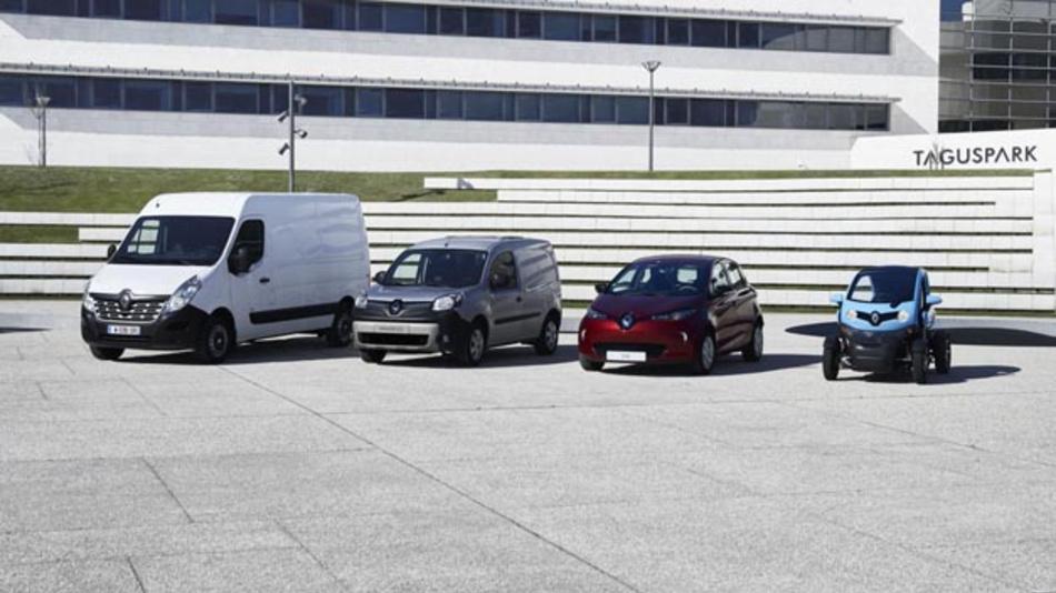 Der steigenden Nachfrage nach Elektrofahrzeugen begegnet Renault mit einer Investition von einer Milliarde Euro in vier Produktionsstandorte.
