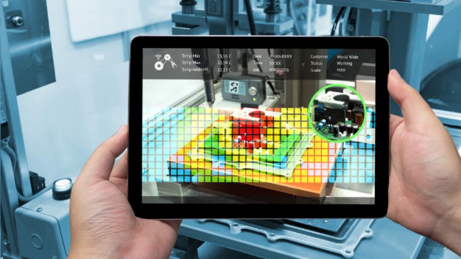 Ziel von iDev40 ist es, hochkomplexe Prozesse mit Methoden der künstlichen Intelligenz zu automatisieren.