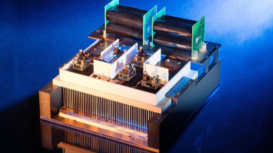 20 kV Leistungsstack