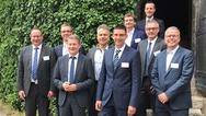 Mitglieder des Vorstandes beim Fachverband VDMA Elektrische Automation