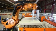 Kuka-Industrieroboter