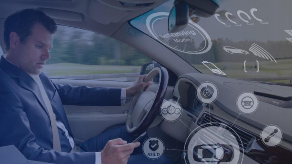 Mit den leistungsfähigen und sicheren Mikroprozessoren lässt sich die Fahrdynamik von Elektro- und autonomen Autos beherrschen.