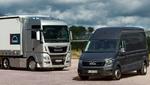 Volkswagen Truck & Bus wird zu Traton Group