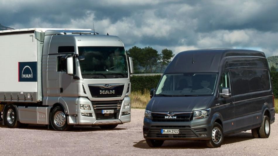 Die Lkw-Sparte von Volkswagen wird künftig unter dem Namen Traton an die Börse gehen.
