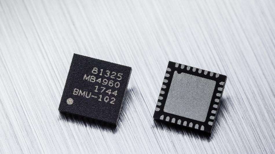 Neuer LIN-basierter Chipsatz MLX81325 von Melexis.