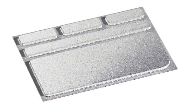 Condura.prime ist das neueste Metall-Keramik-Substrat von Heraeus.