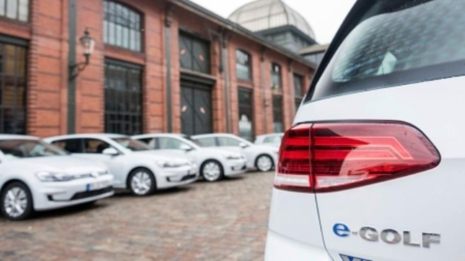 Volkswagen steigt beim Start-Up QuantumScape ein.