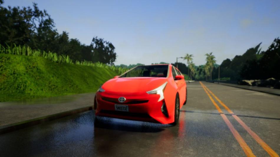 Der Fahrsimulator CARLA (Car Learning to Act) dient dem Test automatisierter Fahrsysteme für den urbanen Raum.