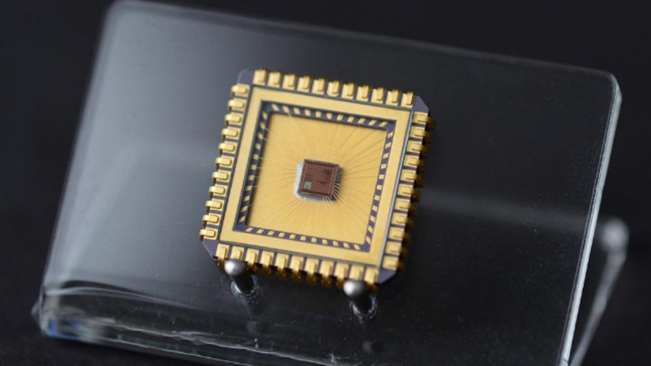 »RESIST-Frühwarnsystem«: Monitoring-Sensor zur Funktionsüberwachung einer Schaltung.