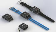 Der RoKi-Sensorknoten eigent sich unter anderem für den Einsatz in Wearables.