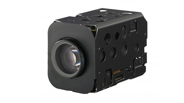 Sony stellt zwei neue 4K-Blockkameras mit 30-fachem optischem Zoom vor.