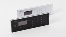 Telenot Erstes Funkbedienteil für Alarmanlagen