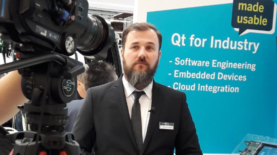 Frank Meerkötter, der Development Lead von basysKom, wird das mit Qt 5.11 erstmals als Tech-Preview verfügbare Qt OPC UA-Modul im Rahmen eines Vortrags auf der HMI-XperiCon vorstellen.