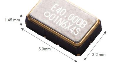 Temperaturkompensierte Quarzoszillatoren von Epson
