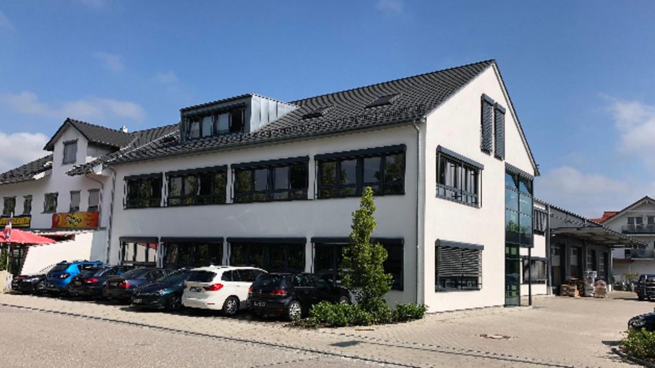 Der Sitz von TSC in Zorneding bei München.