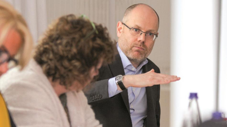 Thomas Hegger, Leiter des VDE-Ausschuss Beruf, Gesellschaft und Technik:  »Den Ingenieuren ist in den letzten Jahrzehnten die Gründungskultur abhandengekommen.«