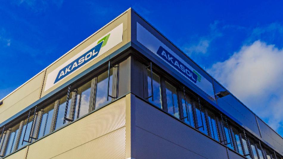 Der Firmensitz von Akasol in Langen (Hessen)