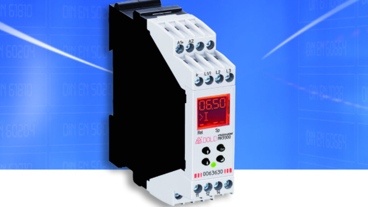 Multifunktionales Messrelais MK 9300N