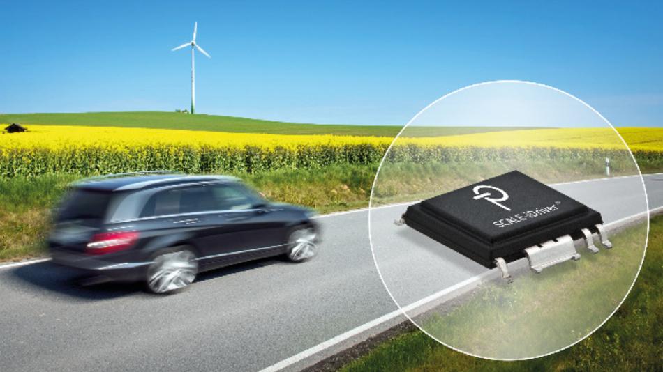 Die Gate-Treiber-ICs sorgen für eine verstärkte Isolation für Anwendungen bis 1.200 V.