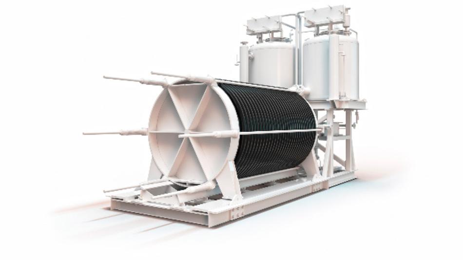 Die Elektrolyseure »Nel Hydrogen« sind alkalische Wasserelektrolyseure für unterschiedliche Industrie-Anwendungen.