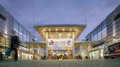Die Medica 2018 findent vom 12. bis 15. November in Düsseldorf statt.