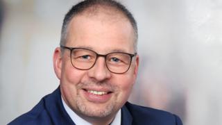 Porträtfoto: Ralf Güthoff, General Manager, Raycap